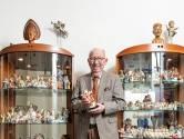 Johan  Engel (92) verzamelde 350 engelen, maar zijn vrouw is zijn favoriet