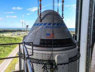 Uitstel voor testvlucht naar ISS van Boeings ruimtevaartuig Starliner