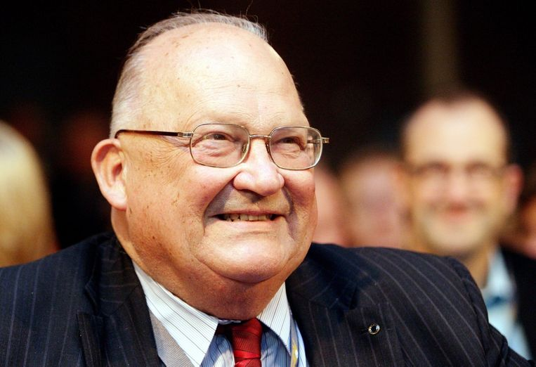Jean-Luc Dehane (1940-2014), foto uit 2009.