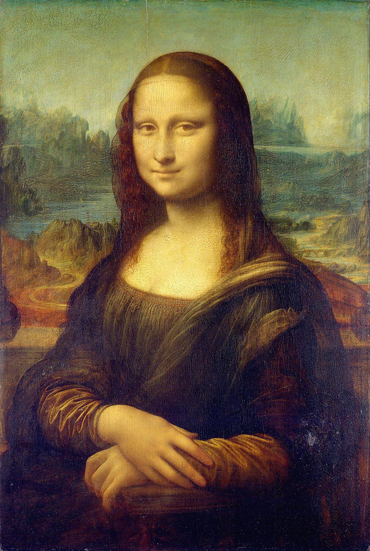 Mona Lisa Beeld BELGAIMAGE