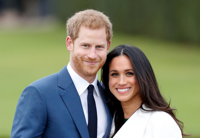Harry & Meghan Beeld Getty Images