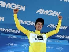 Bennett bezorgt LottoNL-Jumbo eindzege in Californië