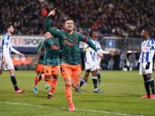 Samenvatting | Ajax rekent in dolle tien minuten af met sc Heerenveen