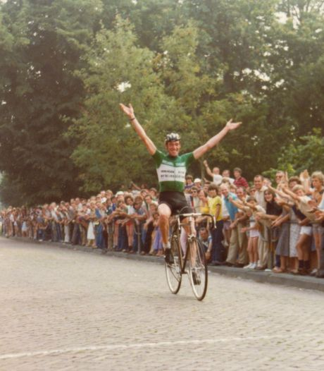 'Dolle Dries' liet de wielerliefhebbers in De Kempen duizelen