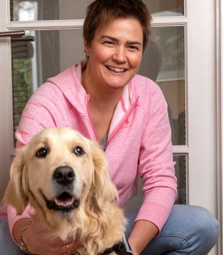 Kan hulphond Cilly epileptische aanval van haar baasje voorspellen?