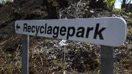 Recyclagepark enkel open op afspraak, reserveren kan vanaf vanavond