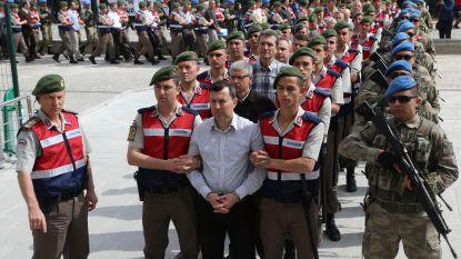 Turkije pakt 150 soldaten op wegens banden met Gülen-beweging en betrokkenheid bij staatsgreep