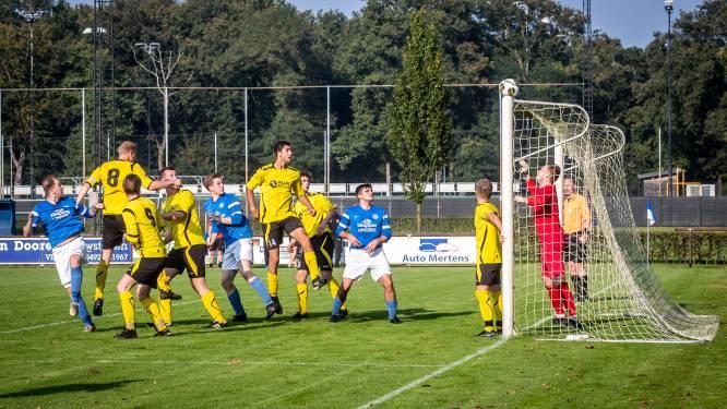 Overzicht 3C en 3D: Handel verliest derby tegen Boekel Sport