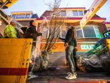 Primeur: vier ultralichte bomen op Alphens dak om stad te vergroenen, met water uit de Rijn