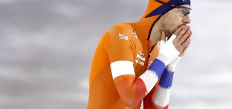 Grote teleurstelling voor Thomas Krol op WK na valse start: 'de laatste keer was bij de pupillen'