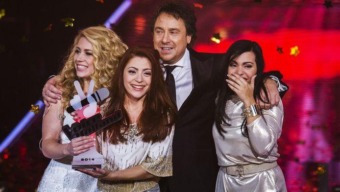 O'G3ne won de editie van vorig jaar van The Voice of Holland.