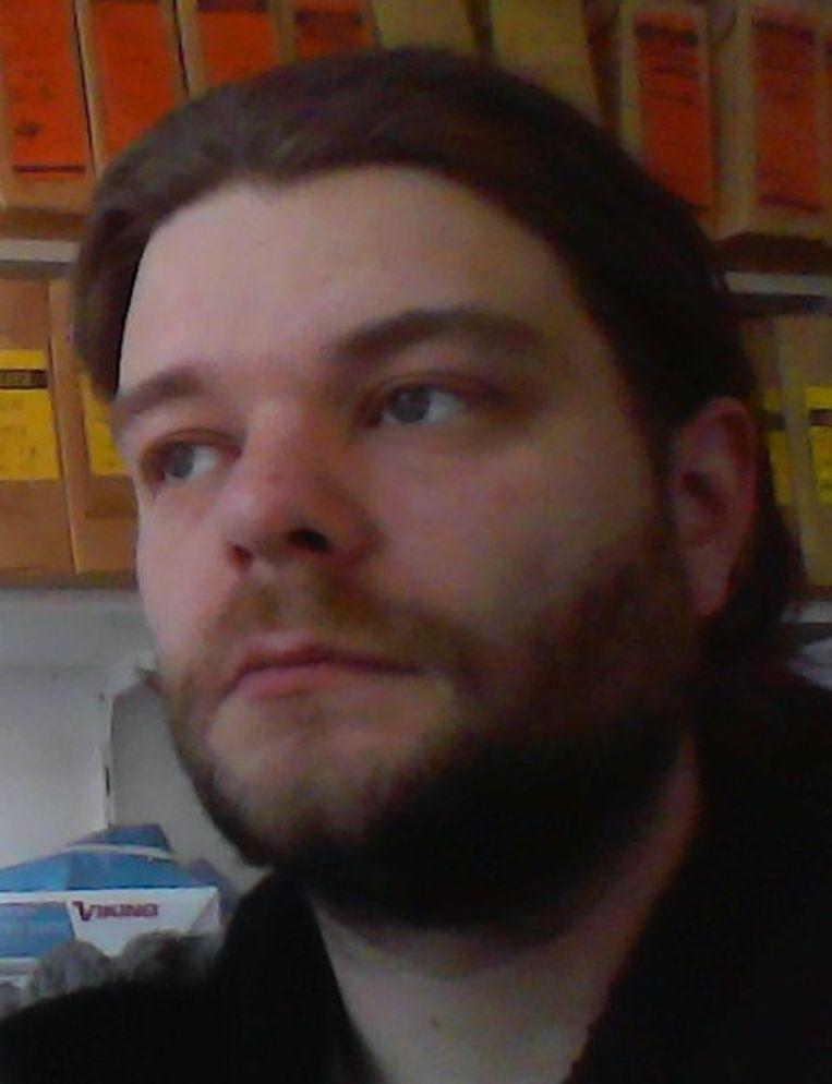 Mark Akkerman. Beeld Mark Akkerman