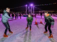 Veel ijsbanen afgeblazen door corona, maar op deze plek kun je wél lekker schaatsen