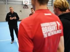 'Veilig spelen' is het motto van de Brabantse handballers: 'Toeslaan als het kan'