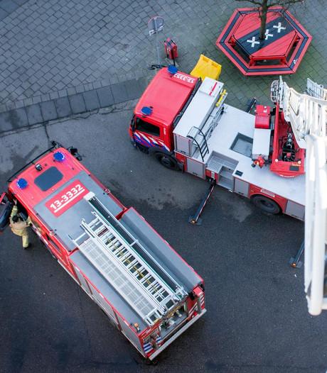 Vijf woningen ontruimd na brand in Amstelveen