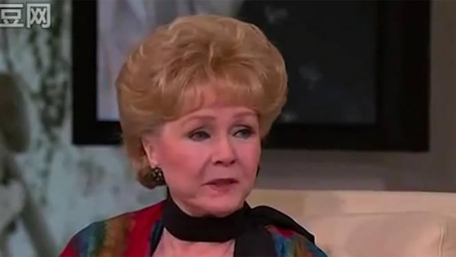 Debbie Reynolds over de zwarte periode in haar leven (en het was niet toen Liz Taylor met man ging lopen)