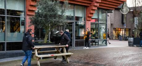 Winkeliers houden hun hart vast voor 'vreedzaam protest' in Alphen tegen avondklok