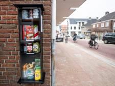 Samen delen, minder verspilling: in deze kast in Enter vind je gratis eten