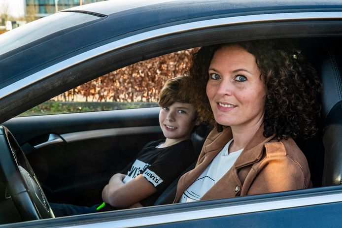 Suzan gaat met haar zoon eerst een paar dagen op vakantie na het tv-avontuur.