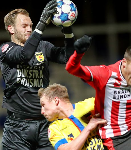 Samenvatting | SC Cambuur - Jong PSV