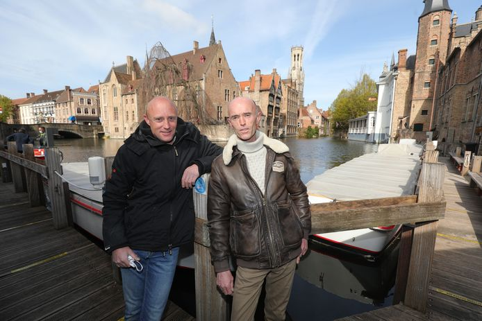 Kevin en Luc Coudenys, bootjesmannen van vader op zoon.