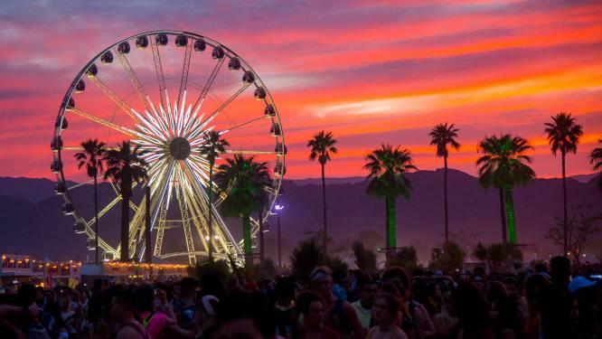 """""""Tot in de woestijn"""": muziekfestival Coachella maakt comeback in 2022"""