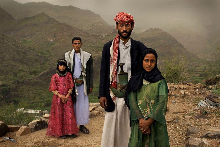 Kindbruiden uit Jemen Beeld AP