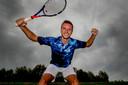Tennisser Alban Meuffels is er weer helemaal klaar voor na veel blessureleed.