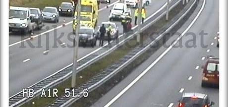 File door ongeval op A1 bij Barneveld