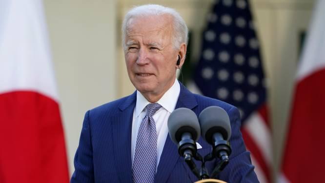 """Biden over wapengeweld in de VS: """"Het is een nationale schande"""""""