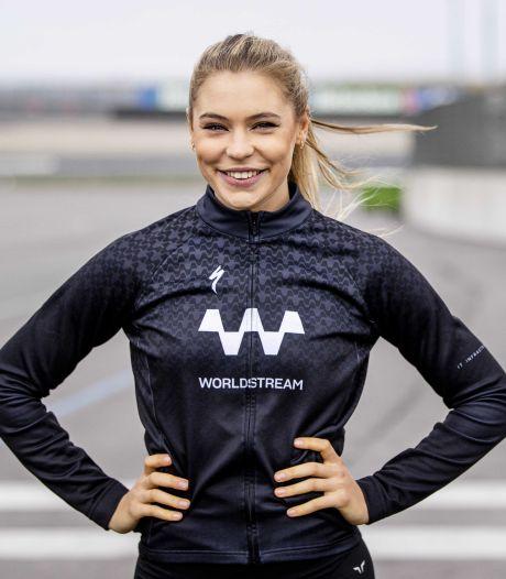 Verweij kan zich weer op het schaatsen richten: 'Ik heb altijd gewild dat Jutta aan de zijlijn kon blijven'