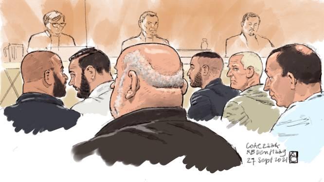 Zeven mannen die 14 miljoen euro aan drugs verhandelden, vrijgesproken van ontvoering