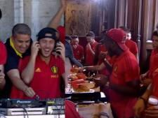 DJ Hazard et les Diables ont mis le feu à la Grand-Place