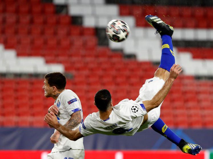 Porto-invaller maakt een van de mooiste Champions League-goals aller tijden