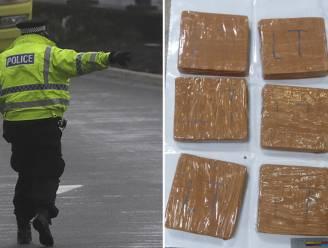 Voor miljoenen euro's drugs ontdekt in vrachtwagen met Belgische chocolade