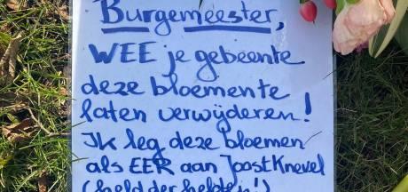 Begraafplaats Bodegraven doelwit van complotdenkers over pedo-netwerk, ook RIVM deed al aangifte