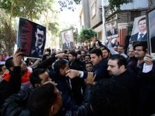 Deuxième manifestation en faveur des libertés en Syrie
