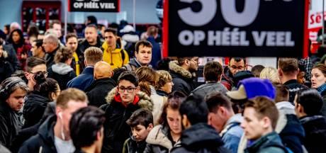 Zutphen niet bang voor rijen tijdens Black Friday, lokale ondernemers voeren zelfs campagne