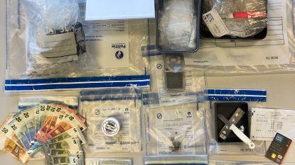XTC, hasj, coke en zelfs testosteron: drugsteams beleven druk weekend