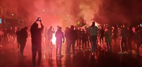 Enorm volksfeest in Deventer na promotie Go Ahead Eagles: 'We zijn door het dolle heen!'