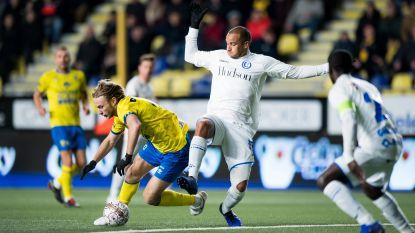 LIVE. Tweede helft afgetrapt: blijft Gent ook na rust de betere ploeg op Stayen?