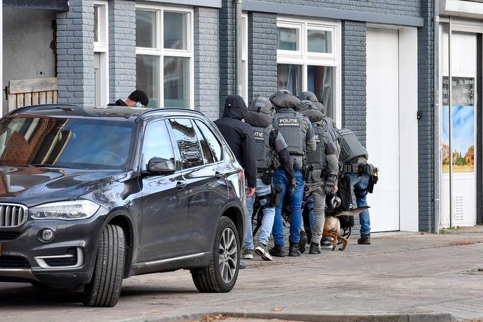 In Bergen op Zoom moest er in december nog een speciaal politieteam aan te pas komen om een verwarde man uit een woning te halen.
