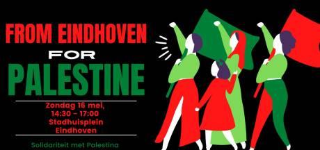 Vreedzame actie voor Palestina op Stadhuisplein, organisatie vraagt zondag aandacht voor lot Palestijnen