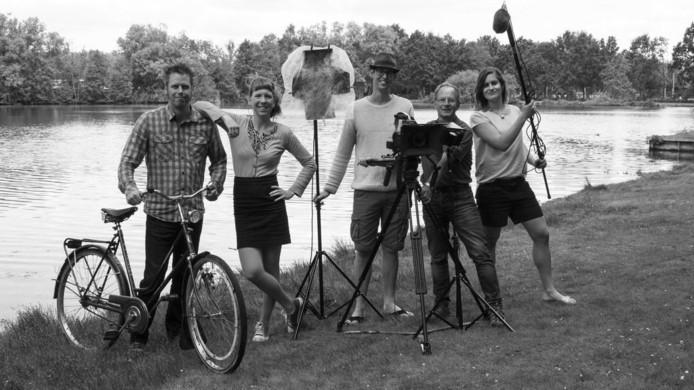 De organisatie van Veenendaal Filmt in zwart-wit, het thema van dit jaar.