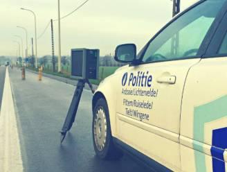 Zes rijbewijzen ingetrokken tijdens verkeerscontrole: één op vijf rijdt te snel