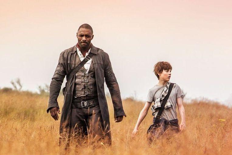 Idris Elba in The Dark Tower.  Beeld