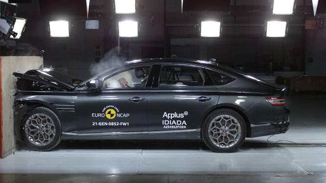 De veiligste auto's van dit jaar: nieuw Aziatisch merk doet het beter dan Europese gevestigde waarde