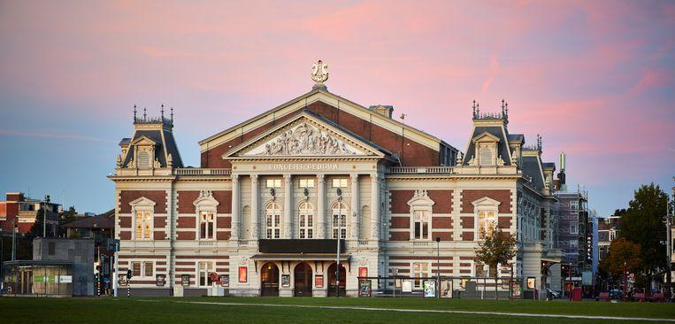 Concertgebouw Beeld Eduardus Lee