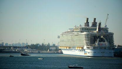 Meer dan 270 opvarenden van cruiseschip geveld door norovirus