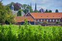 Museum Krona en de abdij van de Zusters Birgittinessen.